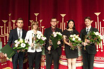2014 Max-Grünebaum-Preisträger