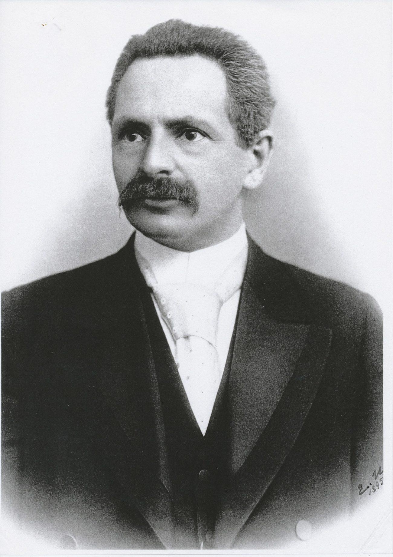 Portrait Max Grünebaum