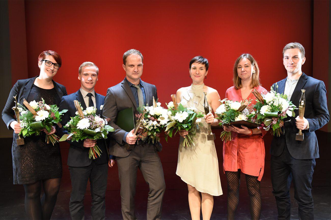 Max-Grünebaum-Preisträger 2015
