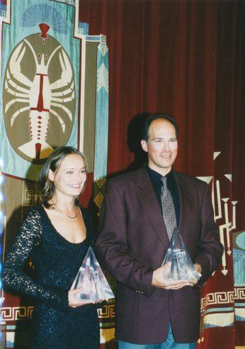 Max Grünebaum-Preisträger 1999 Sigrun Fischer – Schauspiel John Pierce – Gesang