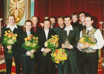 Matthias Müller, Mario Schölzel, Matthias Laue, Heinz Nagler, Mathias Koziol, Christoph Wessling, Kai Börner, , Frank Schwartze, Jens Klaus Wilde