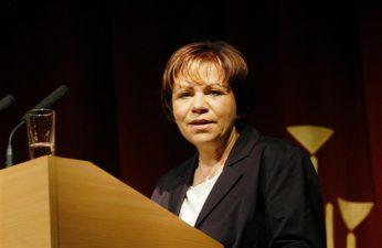 Max-Grünebaum-Preisverleihung 2006 - Laudatio Dr. Monika Rau
