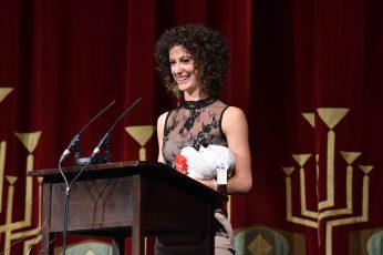 Tänzerin Greta Dato (Preisträgerin 2016).