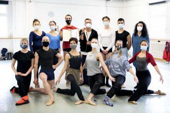 Ballett des Staatstheaters Cottbus_Foto Marlies Kross